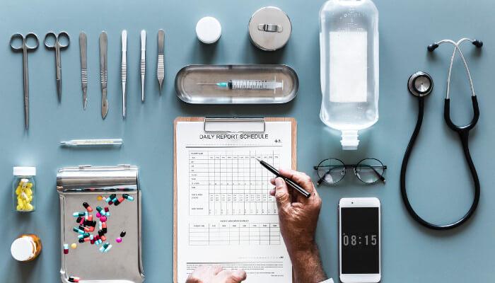 Medical Change of Address Checklist
