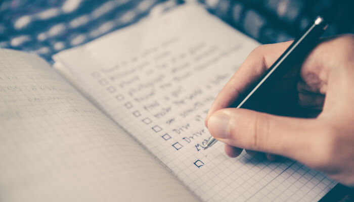 change of address checklist for uk who to notify when moving house
