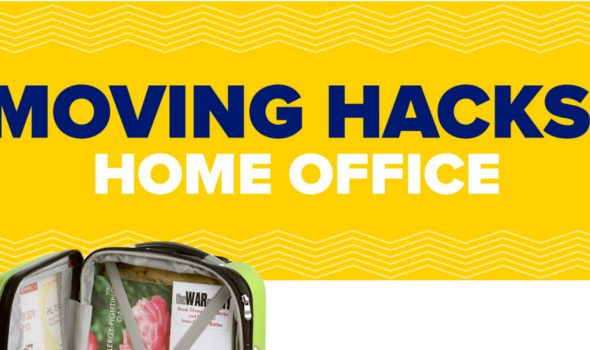 moving hacks home office