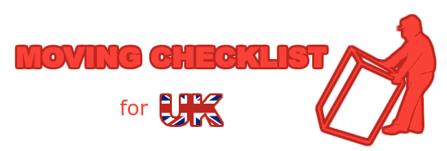 moving checklist for uk