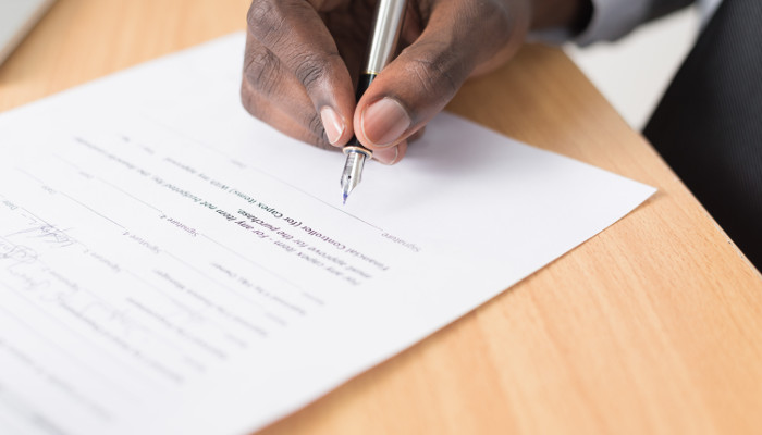 conveyancing documents