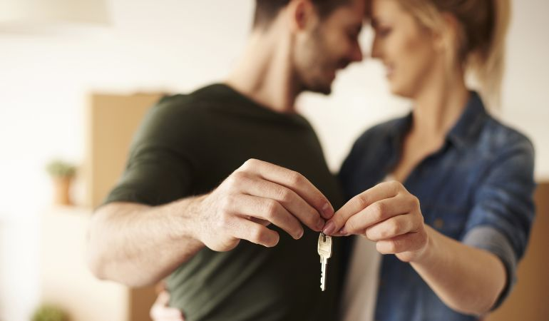 Tips on moving in with your partner