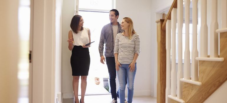 Couple looking to move into a smaller home