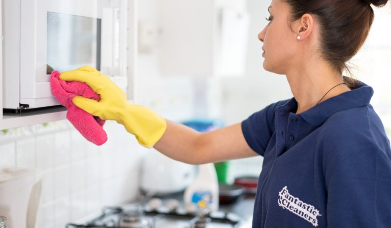 Expert end of tenancy cleaning