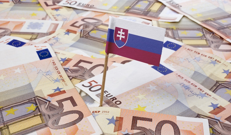 Expenses of living in Slovakia