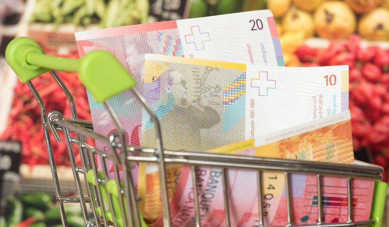 Expenses of living in Switzerland
