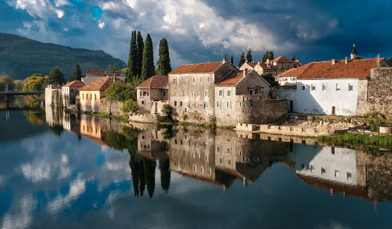 Trebinje, Old town in Bosnia and Herzegovina