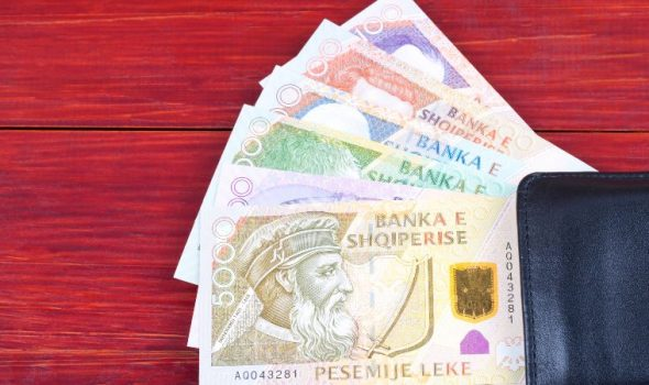 Expenses of living in Albania
