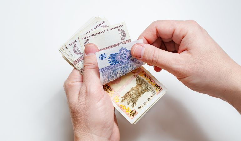 Expenses of living in Moldova