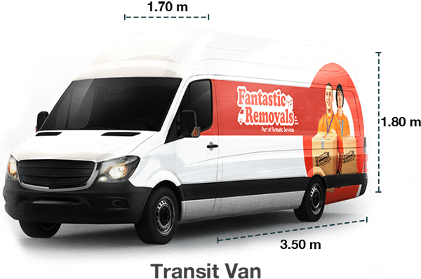 Removals Prices Transit Van
