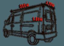 Transit Van Dimensions
