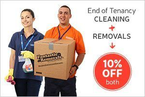 10% OFF on End of Tenancy Cleaning when you book Removals + EOT