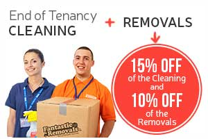 Cleaning and Removals - 10% OFF